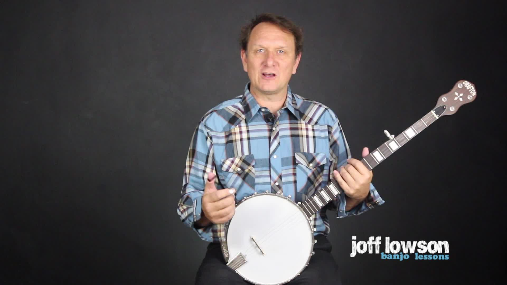 Play An Easy Song On The Banjo Over 50 Free Video Tutorials