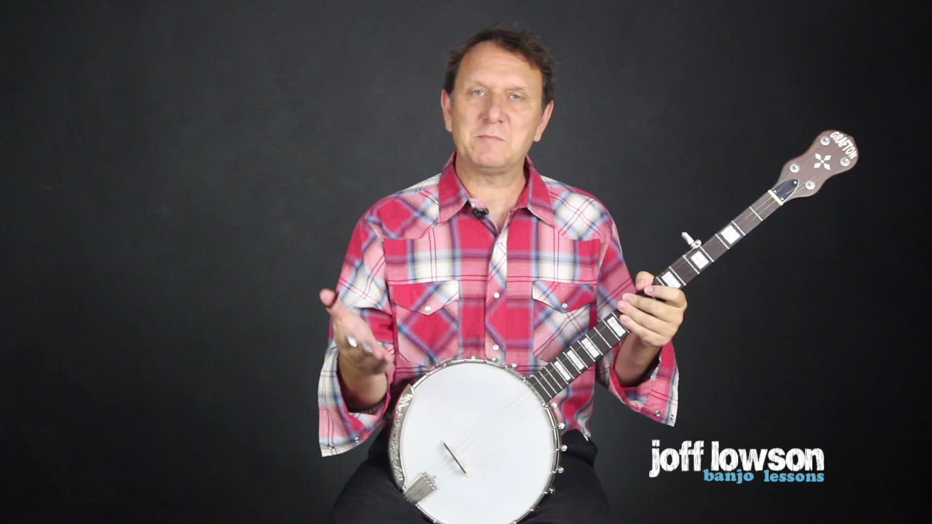 Easy guide for complete beginners to the banjo